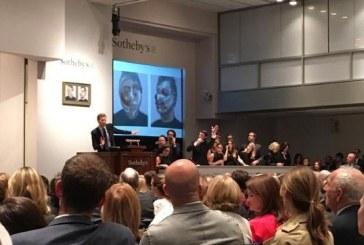 苏富比当代艺术夜场拍出2.42亿美元