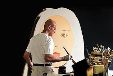 美国当代画家阿历克斯·卡茨  Alex Katz