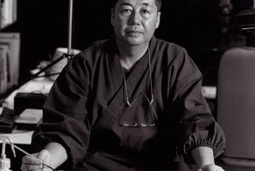 日本当代著名画家 涩泽卿