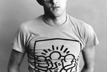 美国街头绘画艺术家_凯斯·哈林_Keith Haring