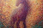 当代抽象绘画艺术家_Eduardo Rodriguez