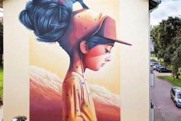 街头涂鸦画家_Linus Lundin