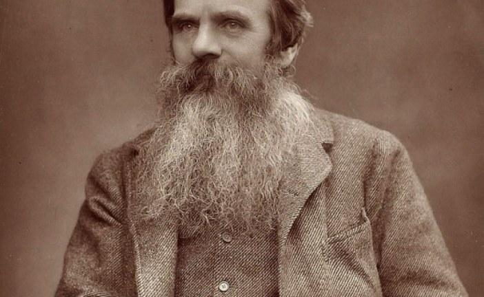 英国近代油画家_威廉·霍尔曼·亨特_ William Holman Hunt
