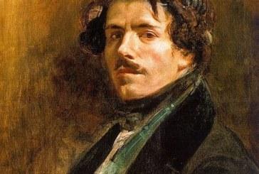 法国近代著名浪漫主义画家_欧仁·德拉克罗瓦_Eugène Delacroix