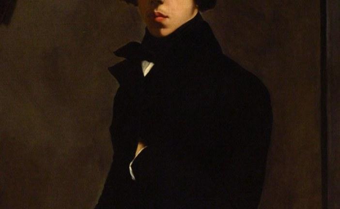 法国近代浪漫主义画派画家_泰奥多尔·夏塞里奥_Théodore Chassériau