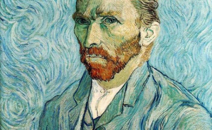 荷兰著名画家_文森特·梵(凡)·高_Vincent Willem van Gogh