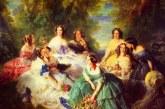 德国古典主义绘画大师_弗朗兹·克萨韦尔·温特哈尔特_Franz Xaver
