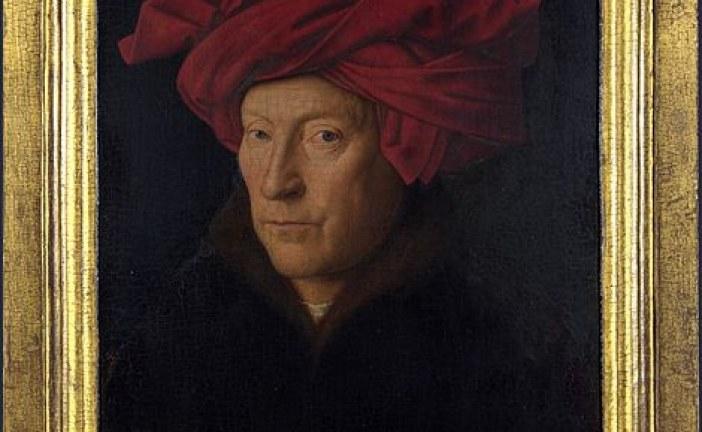 尼德兰著名画家扬·凡·艾克  jan van eyck