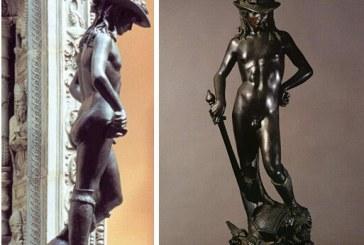 意大利文艺复兴画家多纳泰罗  Donatello