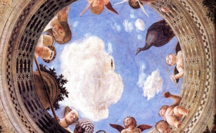 意大利著名画家安德烈亚·曼特尼亚   Andrea Mantegna