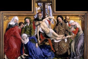 尼德兰画家罗吉尔·凡·德·韦登  R.V.Weyden