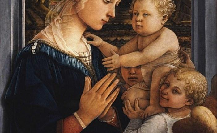 佛罗伦萨画家弗拉·菲利普·利比  Fra Filippo Lippi