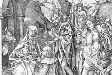 德国铜版画家兼油画家马丁·松高尔  Martin Schongauer