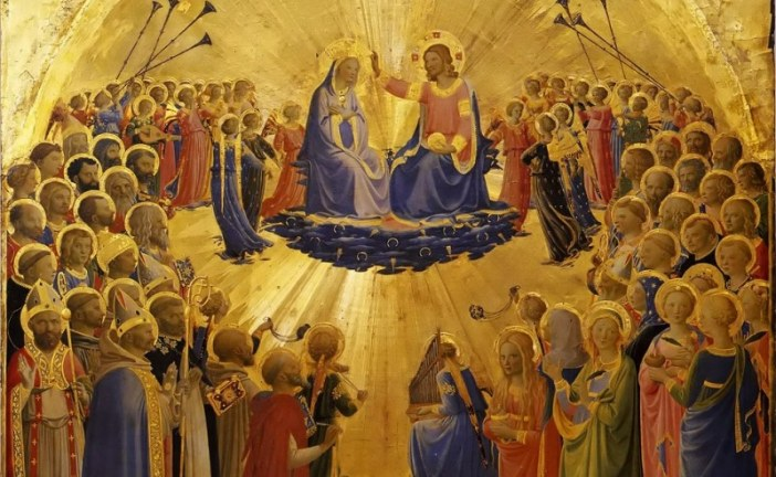 意大利文艺复兴早期画家弗拉·安吉利科  Fra Angelico