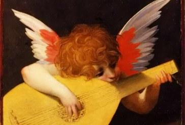 佛罗伦萨画家罗素·菲伦蒂诺  Rosso Fiorentino