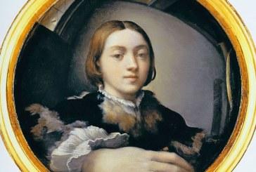 意大利画家帕尔米贾尼诺 Parmigianino