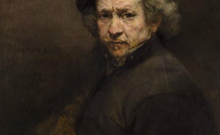 荷兰著名画家伦勃朗·梵·莱茵 Rembrandt van Rijn