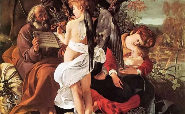 意大利画家米开朗基罗·梅里西·德·卡拉瓦乔  Michelangelo Merisi da Caravaggio