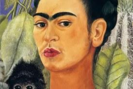 墨西哥画家弗里达·卡罗 Frida Kahlo