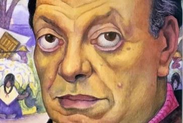 墨西哥著名画家迭戈·里维拉  Diego Rivera