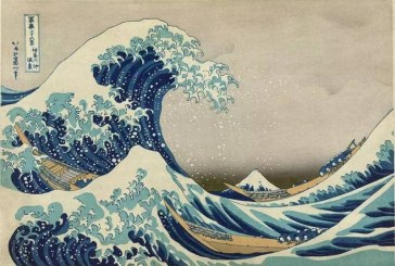 日本现代著名画家_葛饰北斋_Katsushika Hokusai
