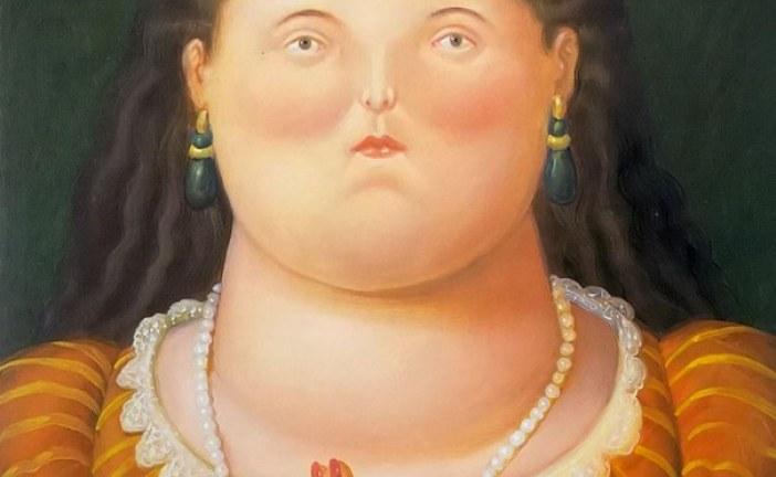哥伦比亚画家费尔南多·博特罗  Fernando Botero