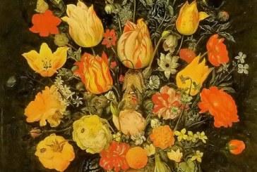 丹麦画家大安布罗修斯·博斯查尔特   Ambrosius Bosschaert The Elder