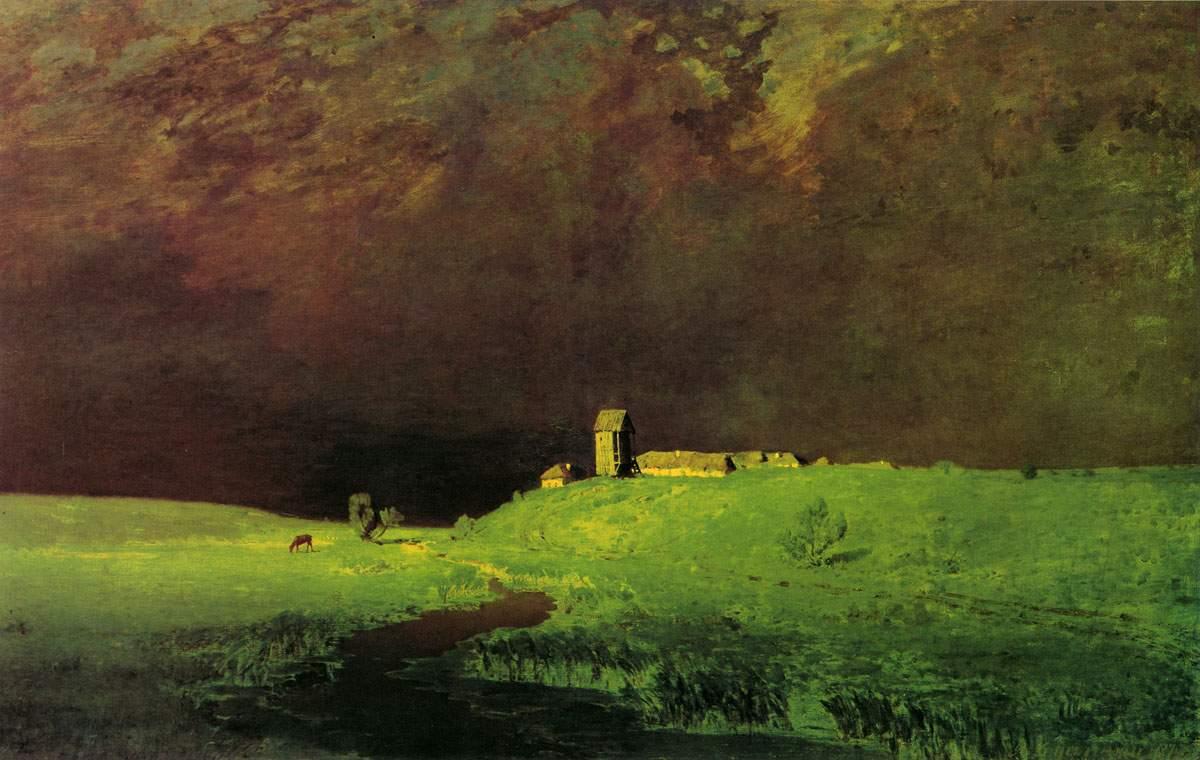 画家简介 瓦斯涅佐夫(18481926年),是在俄国绘画史上占有特殊地位的一位巡回展览画派画家。 瓦斯涅佐夫出生于维亚特,是维亚特卡县上一个乡村神甫的儿子,卒于莫斯科。 1876年毕业于皇家美术学院。曾在圣彼得堡美术学院学过画,他在那里结识了列宾和许多巡回展览派艺术家[1] 。在22岁到31 岁期间先后去法国和意大利学习考察。 早期作品多表现小市民生活。迁居莫斯科后开始以传说 、民间故事为题材创作油画。他选择的创作题材与一般画家不同,喜欢描绘俄国民间传说和史诗中的英雄人物。构图新颖、色彩绮丽,形象富有