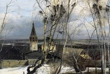 俄罗斯画家阿历克塞·贡德拉特维奇·萨符拉索夫 Alexei Kondratyevich Savrasov