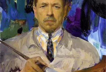 俄罗斯画家菲利普·马里亚温 Filipp Malyavin