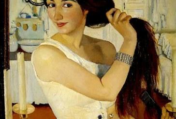 俄罗斯画家 季娜伊达·叶夫根耶夫娜·谢列布里亚科娃   Zinaida Serebryakova
