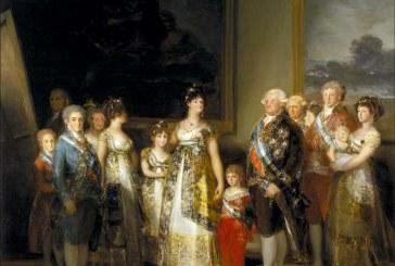 西班牙画家弗朗西斯科·德·戈雅  Francisco De Goya