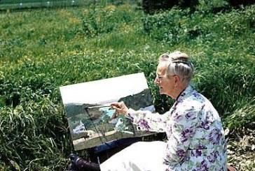 美国画家摩西奶奶    Anna Mary Robertson