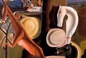 西班牙画家奥斯卡·多明格斯 Oscar Dominguez