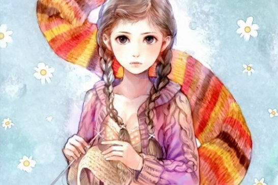 日本插画家、原画师岸田梅尔  岸田メル