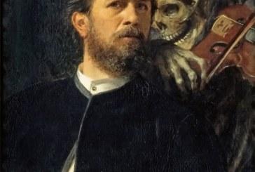 瑞士画家阿诺德·勃克林  Arnold Bocklin