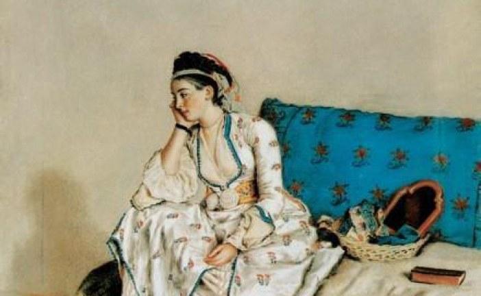 法国18世纪罗可可风格画家让·艾蒂安·利奥塔尔