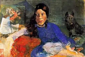 奥地利画家奥斯卡·柯克西卡  Oskar Kokoschka