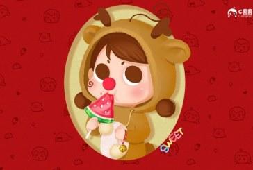 中国知名漫画家c酱酱  C JiangJiang