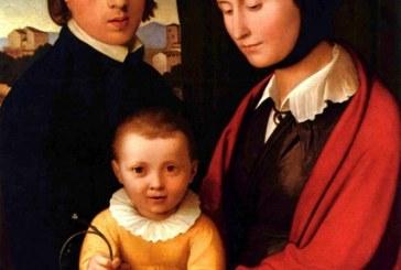 德国画家约翰·弗里德利希·奥韦尔贝克   Johann Friedrich Overbeck