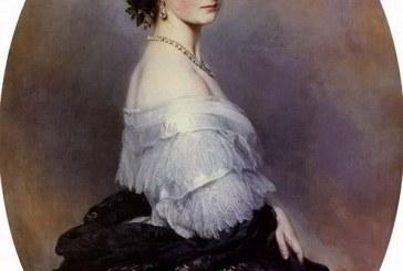 德国画家弗朗兹·夏维尔·温特哈特   Franz Xavier Winterhalter