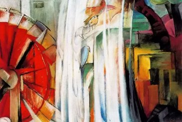 德国画家弗朗茨·马克  Franz Marc