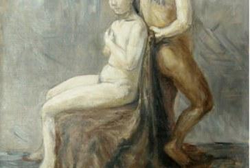 中国现代油画家吴京垿   Wu JingXu