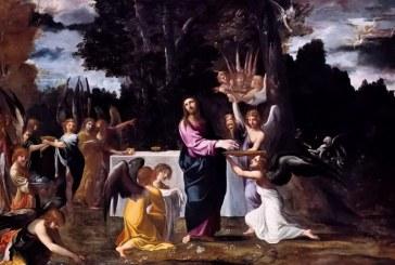 意大利画家洛多维科·卡拉奇   ludovico carracci