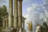 18世纪最重要的罗马历史风景画家乔万尼·保罗·帕尼尼   Giovanni Paolo Pannini