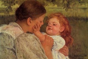 美国画家玛丽·史帝文森·卡萨特   Mary Stevenson Cassatt