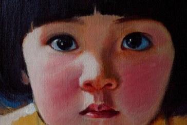 中国油画家艾欣    Ai Xin