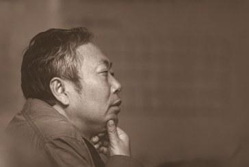 中国艺术学院美术系国画家李翔  Xu Xiang