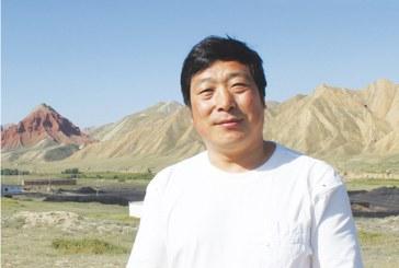 中国当代水彩画家_书法家_毛国典_Mao GuoDian