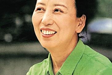 中国女画家协会主席孔紫 Kong Zi